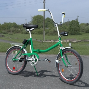 складной велосипед
