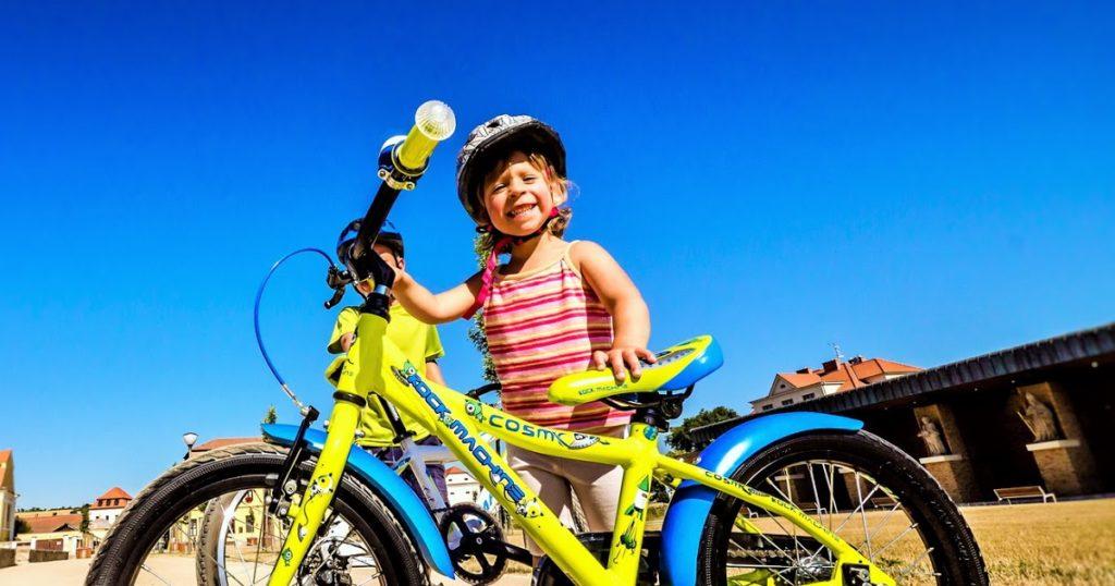 Аренда детских велосипедов в Луганске