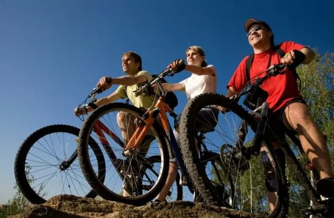аренда велосипедов вЛуганске