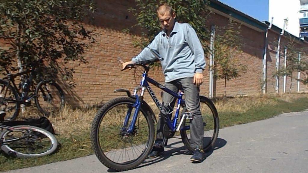прокат велосипедов в Луганске