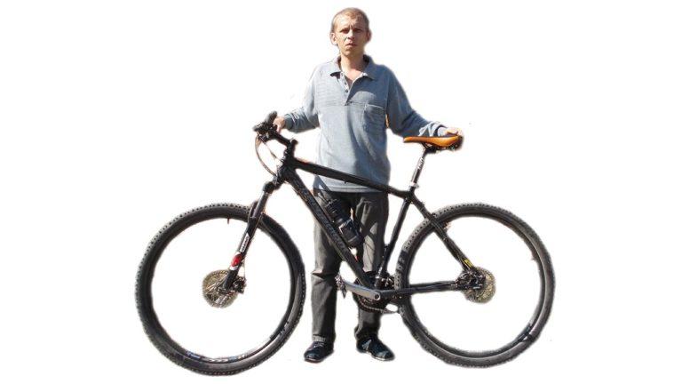 выбор велосипеда по своему росту